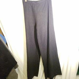 BRYN WALKER Linen Trousers